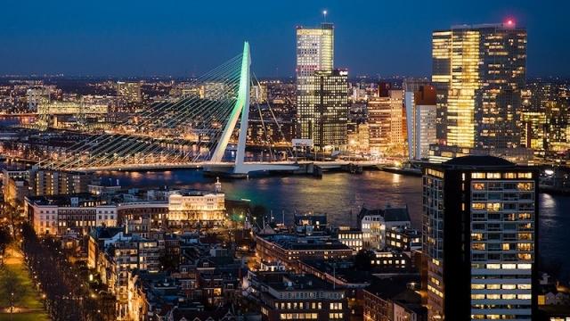 Rotterdam - Olanda - Eurovision 2021