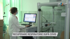 Recuperare respiratorie după Covid | VIDEO