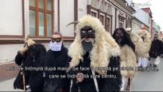 """Panoramic de Sud-Vest: Tradiția de carnaval """"busójárás"""