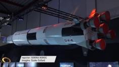 Expoziție spațială la Cluj-Napoca | VIDEO