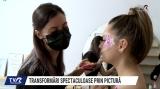 Transformari spectaculoase prin pictură | VIDEO