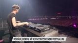 Românii, dispuși să se vaccineze pentru festivaluri | VIDEO