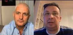 Virgil Ianțu și Marius Mitran, despre cea mai grea săptămână a tricolorilor