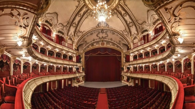 Seară de balet clasic pe scena Operei Naționale Române din Cluj-Napoca