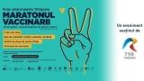 Maratonul Vaccinării la Timișoara | VIDEO
