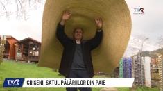 Crișeni, satul pălăriilor de paie | VIDEO