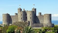 Despre Castelul Harlech, sâmbătă la