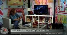 Invitat la TVR Craiova - Mike Godoroja | VIDEO