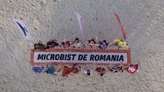 """""""Microbist de România"""", un show impresionant filmat în Maldive, la TVR 1"""