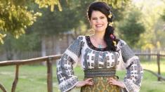 Simona Dinescu - un glas luminos al folclorului muntenesc