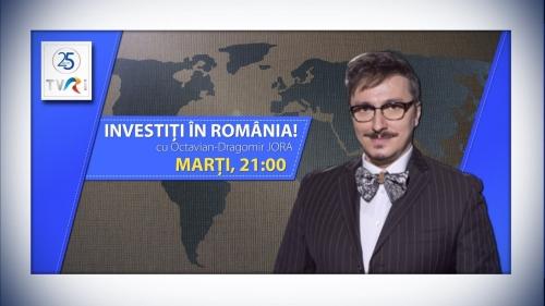 Investiţi în România!