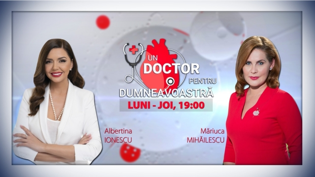 Un doctor - Albertina și Măriuca