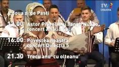Sfintele Sărbători de Paști la TVR Craiova