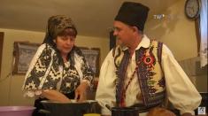 Mâncăruri speciale și copturi deosebite la Măru de Caraș-Severin | VIDEO