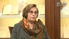 Prof. univ. dr. Marina Mureşanu Ionescu, la