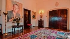 """""""Ora Regelui"""", la TVR 1: Emoționantă lecție de istorie la Palatul Elisabeta"""