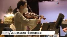 """Concert de închidere la """"Zilele Muzicale Târgumureșene"""""""