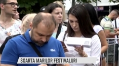 Soarta marilor festivaluri | VIDEO