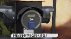 Premiu pentru Cluj-Napoca | VIDEO