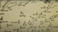 Castele pe Valea Mureșului, la