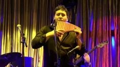"""Remix"" cu Marius Preda - un mare instrumentist din diaspora"