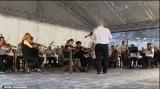 Muzică vieneză în carieră de piatră   VIDEO