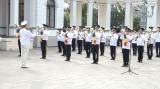 Ziua Imnului Național la Cluj-Napoca   VIDEO