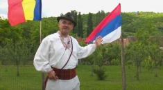 Bucate sârbești la Radimna: Ghebanița cu gulaș | VIDEO