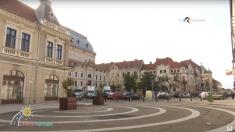 Oradea: clădiri restaurate în Capitala Art-Nouveau a României | VIDEO