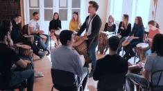 Transilvania culturală: Casa Jocului   VIDEO