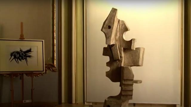 Lucrările unui artist italian, la Craiova | VIDEO