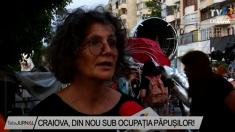 Craiova, din nou sub ocupația păpușilor!   VIDEO