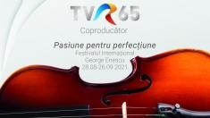 TVR transmite ediţia jubiliară a Festivalului Internaţional George Enescu | VIDEO