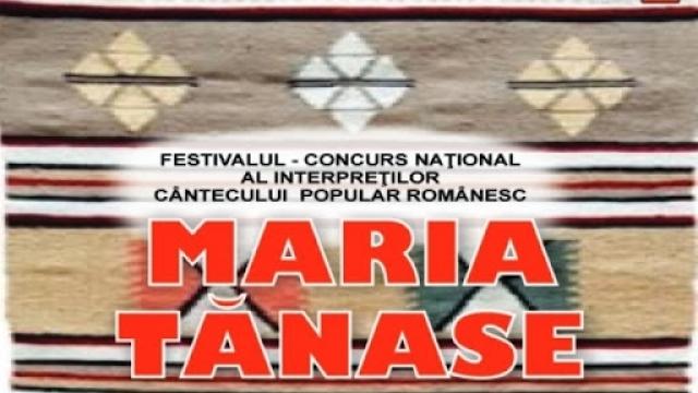 FESTIVAL MARIA TANASE