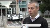 Mașină de curse unică în România la UTCN | VIDEO