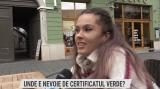 Unde este nevoie de certificatul verde ? | VIDEO