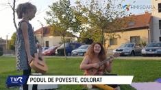Podul de poveste, colorat | VIDEO