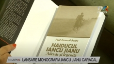 Lansare de carte: HAIDUCUL IANCU JIANU. Adevăr și legendă   VIDEO
