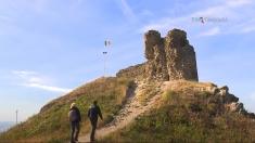 Cetatea Șiriei ascunde multe istorii interesante | VIDEO