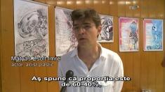 Panoramic de Sud-Vest: Expoziție Matyas Zsolt Imre   VIDEO