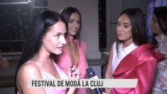 Festival de modă la Cluj | VIDEO
