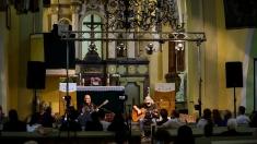 "Recital Ilie Stepan & Horea Crișovan - ""Folk la altar. Generația generică"""
