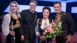 """Maria Ciobanu, celebrată la """"Drag de România mea!"""