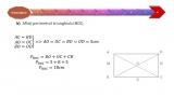 Matematica dreptunghiul