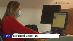 DSP Timiș caută voluntari   VIDEO