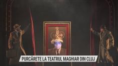 Purcărete la Teatrul Maghiar din Cluj   VIDEO