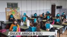 Educație juridică în școli   VIDEO