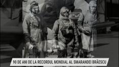 90 de ani de la recordul mondial al Smarandei Brăescu   VIDEO