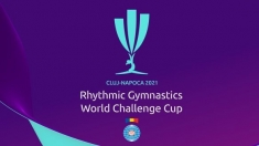 A început spectacolul la Cluj-Napoca - FIG World Challenge Cup