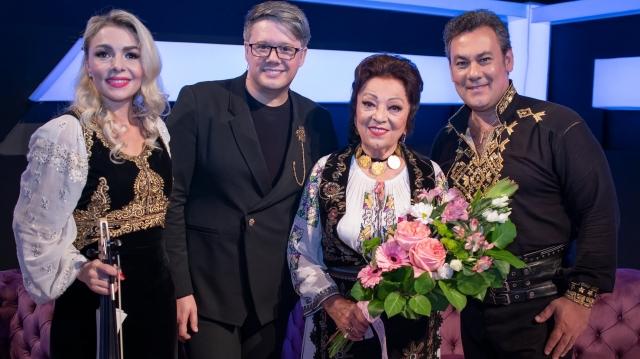 Maria Ciobanu la Drag de România mea